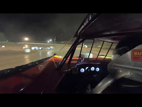 Chris Garnes In Car Camera @ I-77 SPEEDWAY