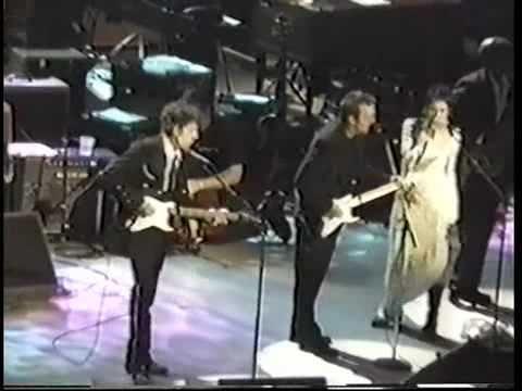 "[Bootleg] Eric Clapton, Sheryl Crow & Bob Dylan - ""Bright Lights, Big City"""
