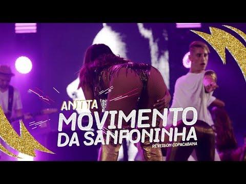 Anitta - Movimento da Sanfoninha  Réveillon Copacabana