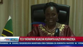 Waziri Ndalichako aitaka TCU kuacha kufanya kazi kwa mazoea