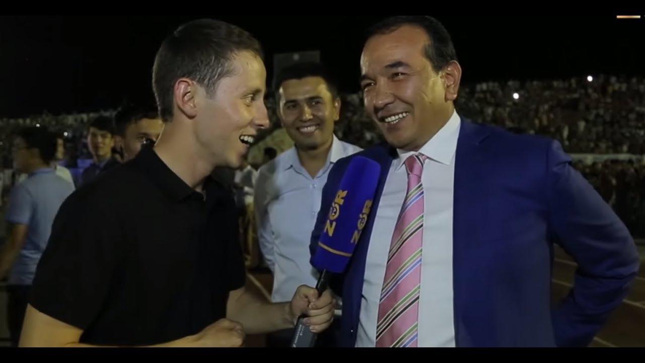 Real Xit - Ozodbek Nazarbekov nimaga aynan o'sha xonandaga ovoz berdi ?