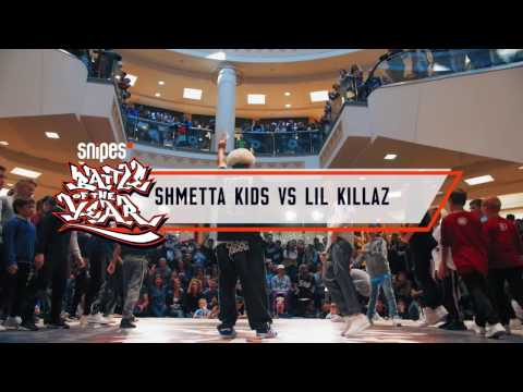 Shmetta Kids vs Lil Killaz | Kids Crew Final | BOTY 2016 [BOTYTV]
