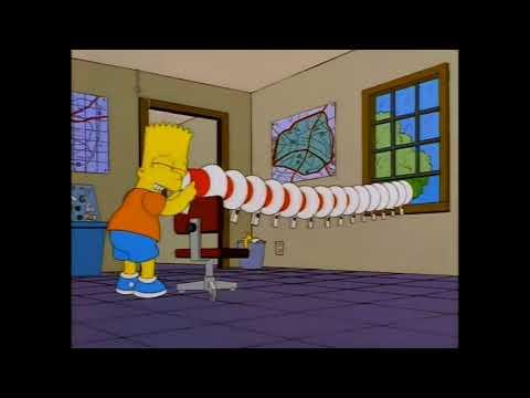 The Simpsons - Bart's Megaphone