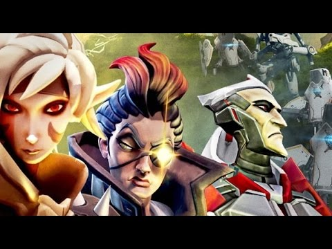 Battleborn All Cutscenes (Game Movie) 1080p HD