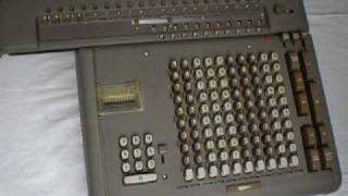 FRIDEN Electro-Mechanical Calculator SW10