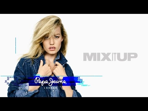 Mix it up! Star the AW16 Campaign | Pepe Jeans