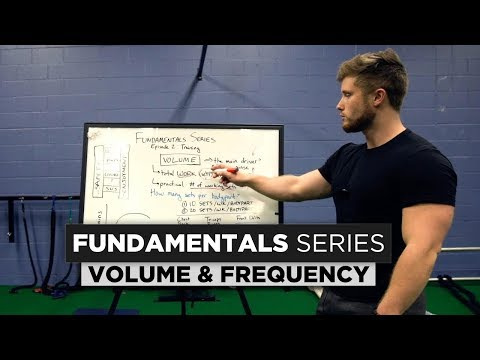Training Volume And Frequency | Chapter 2: The Fundamentals Series