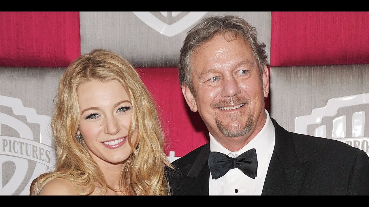 Ernie Lively, Blake Lively's dad and actor in 'The Sisterhood of the ...