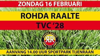 Samenvatting Rohda Raalte - TVC'28