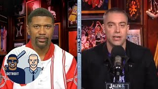 Jalen Rose and David Jacoby find flaws in NBA play-in tournament idea | Jalen & Jacoby | ESPN