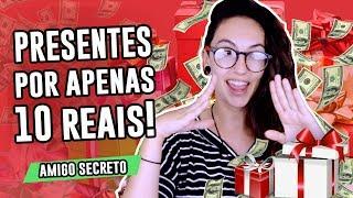 Baixar Dicas: PRESENTE POR 10 REAIS PARA AMIGO SECRETO - bom, bonito e barato! | Luma Show