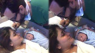 Kareena Kapoor & Saif Ali Khan Baby Boy Taimur Ali Khan FIRST LOOK LEAKED | #TaimurAliKhan