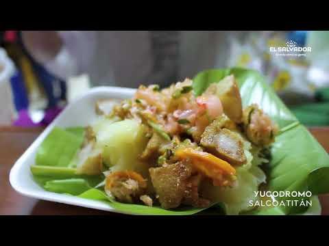Así se cocina la yuca-El Salvador Travel