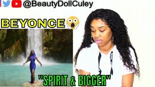 "Beyonce - ""Spirit + Bigger"" Disney's The Lion King (Official Video) | REACTION Video"