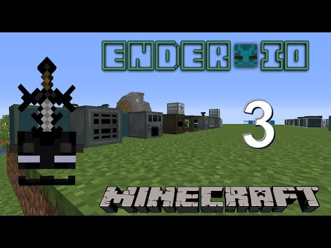 Minecraft Tutorial: EnderIO: Part 3 - Conduits