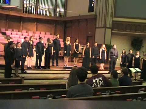 2015 Plano Senior High School Chamber Singers Spring Concert