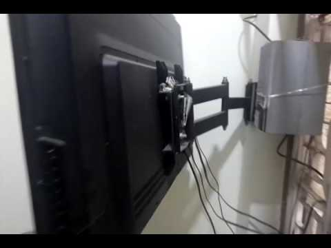 Led Tv Wall Mount Stand Rotation Lg Samsung Sony
