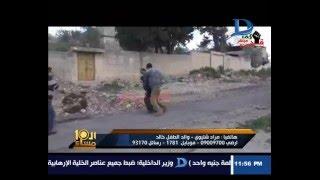 العاشرة مساء| الإحتلال الإسرائيلي يستهدف الطفل خالد مراد شتيوي على طريقة محمد الدرة