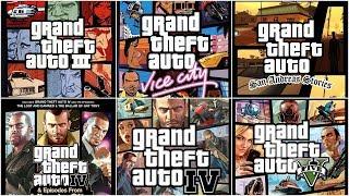 [HD] Grand Theft Auto Xbox Evolution (2001-2013)