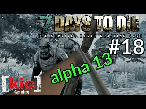 Кованое железо - эпизод 18 - Давай сыграем за 7 дней до смерти, альфа 13.6, однопользовательский геймплей - соло a13