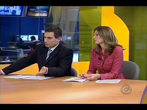 TV Tem entrevista o deputado reeleito Hamilton Per...