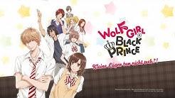 Wolf Girl & Black Prince (Anime-Trailer)