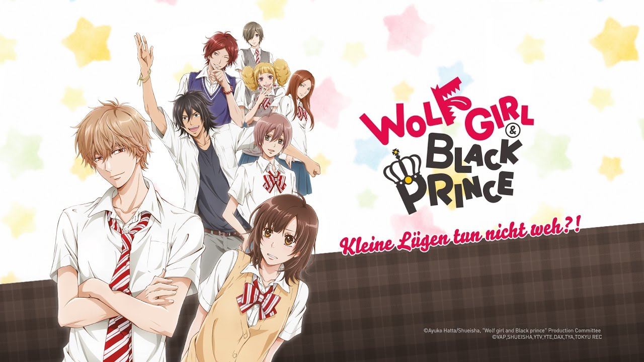 Wolf Girl And Black Prince Deutsch