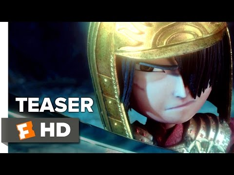 Kubo and the Two Strings Official Teaser Trailer  1    - Rooney Mara Animated Movie HD Poster