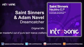 Saint Sinners & Adam Navel - Dreamcatcher (Original Mix)