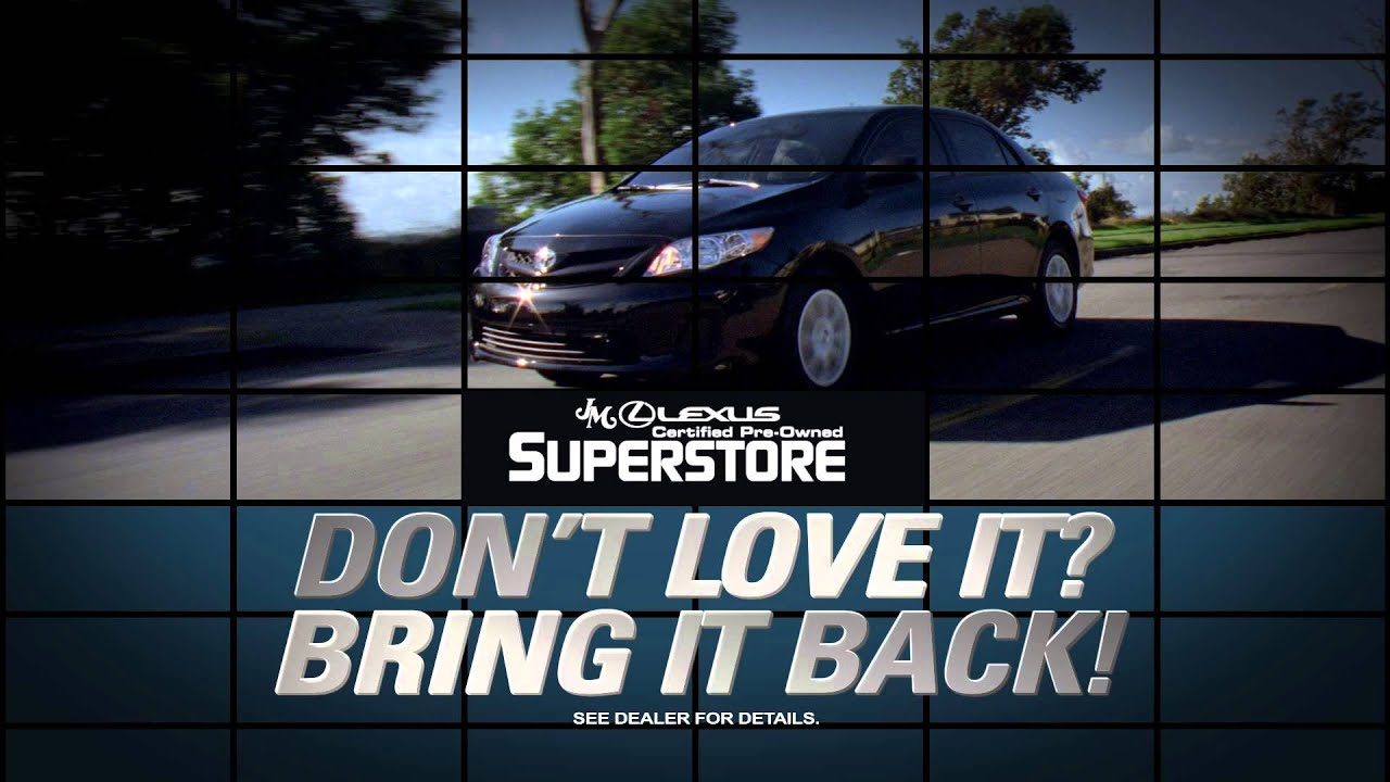 JM Lexus Used Car Supercenter