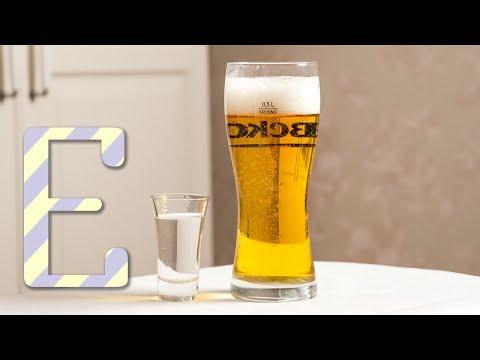Ёрш — рецепт коктейля Едим ТВ