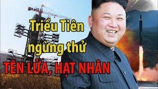Vì sao Triều Tiên lại ngừng thử tên lửa, hạt nhân ? | VTV24