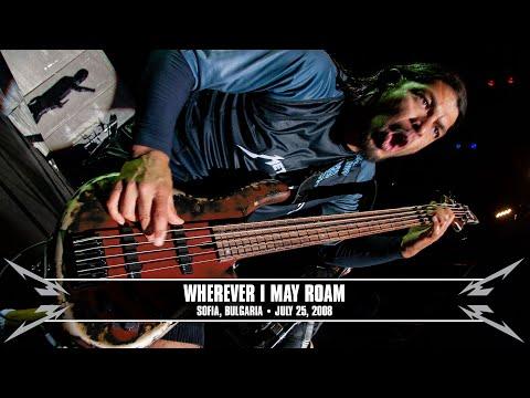Metallica: Wherever I May Roam (MetOnTour - Sofia, Bulgaria - 2008) Thumbnail image