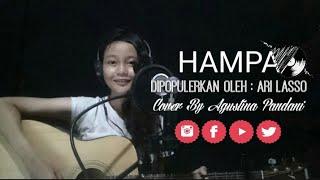Download Ari Lasso - Hampa (cover) By Agustina Pandani