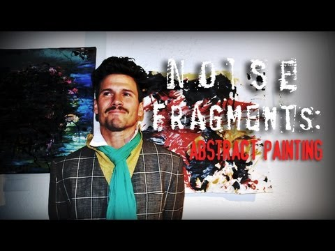 """Noise Fragments: """"Abstract Painting"""" (from Matias Masucci's Noise Matters)"""