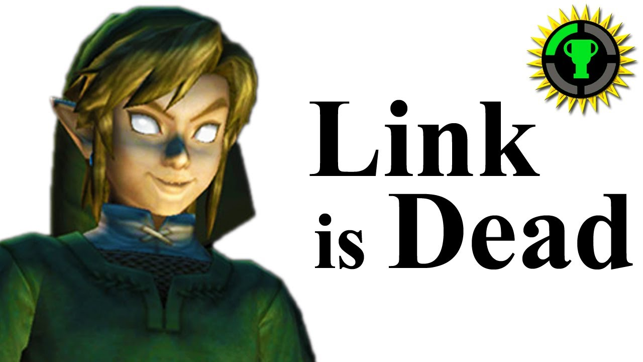 game theory is link dead in majora s mask youtube