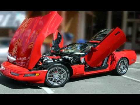 Corvette Video U Are by Lonewolf