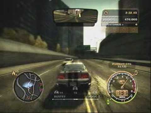 NFSMW on 360 - Gone in 60 Seconds Remake Tribute - YouTube