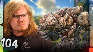 ARK: Survival Evolved Ragnarok - SETTING A TRAP