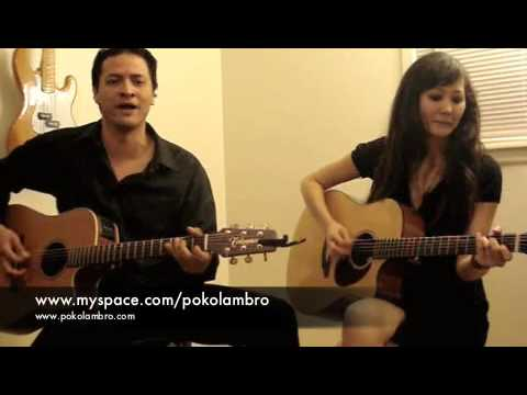 Johnny Cash and June Carter Jackson Cover