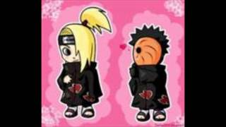 deidara and tobi funny pics