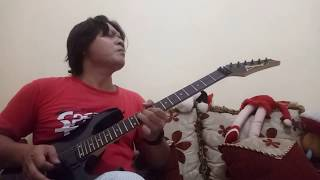 "Lesti ""egois"" guitar solo cover"