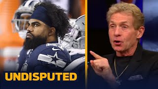 Skip Bayless: Ezekiel Elliott is no longer the same running back he once was | NFL | UNDISPUTED