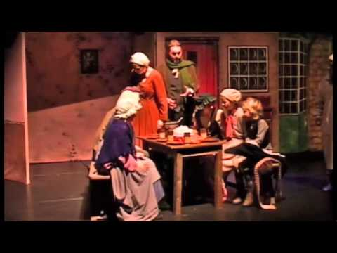 Compilatie Scrooge A Christmas Carol Stichting Stemp december '14 2
