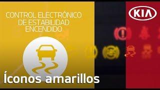¿Qué significan los íconos amarillos del tablero de tu KIA? | KIA MOTORS MÉXICO