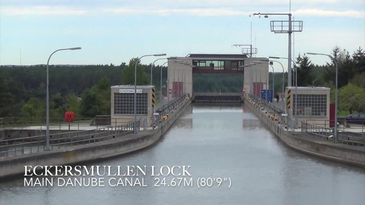 Canal cruise danube charming