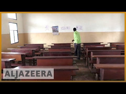 🇨🇩 DR Congo: Ebola fears keeping kids home from school | Al Jazeera English