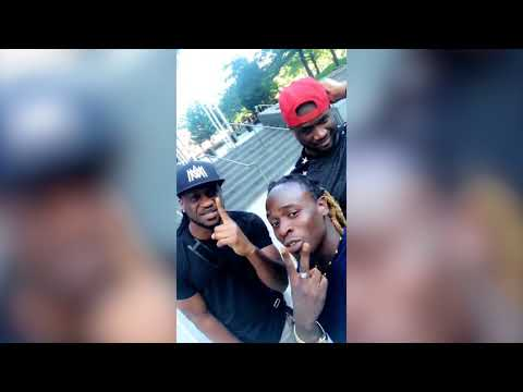 MR LEO AND PSQUARE HAVING FUN IN THE US