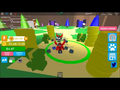 Magnet Simulator I Rebirth Button displaced I You can skip Rebirth Lives now.  
