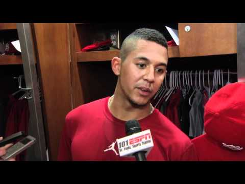 """Jon Jay on Being Placed on Disabled List """"It's tough. I want to be out there."""""""